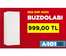 A101 - SEG Buzdolabı 999 TL , A101, İstanbul - Ümraniye