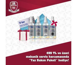 """Mekanik Servis İşlemlerinde Fiat'lılara """"Yaz Bakım Paketi"""" Hediye!, Fiat, İstanbul - Şişli"""