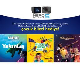 Teknosa GoPro Kampanyası, Teknosa, İstanbul - Ataşehir