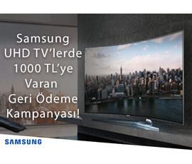 Teknosa'da Samsung UHD TV'lerde 1000 TL'ye Varan Geri Ödeme , Teknosa, İstanbul - Ataşehir