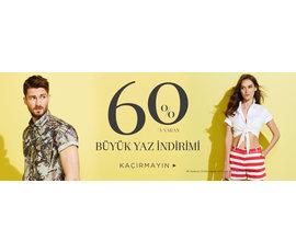 Network'te %60'a Varan Büyük Yaz İndirimini Kaçırmayın!, Network, İstanbul - Bahçelievler