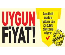Alvi Sarı Etiket - Uygun Fiyat, Alvi REAL, İstanbul - Ümraniye