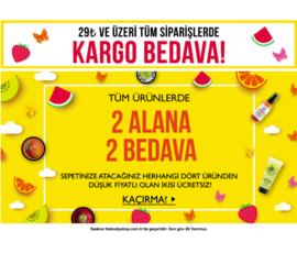 Sadece thebodyshop.com.tr'de geçerlidir. Son gün 28 Temmuz., The Body Shop , İstanbul - Ümraniye