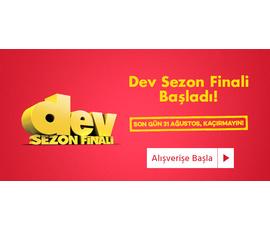 Koçtaç Dev Son Finali İndirimi, Koçtaş, İstanbul - Çekmeköy