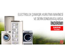 Sadık Ticaret'te Electrolux Marka Ürünlerde 10% İndirim!, Sadık Ticaret, Denizli - Pamukkale