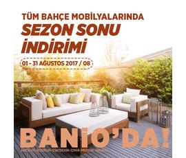 Banio'da Sezon Sonu İndirimi, Banio Yapı Market, Antalya - Muratpaşa