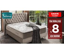 Selena Yataklarda %8 İndirim!, Sadık Ticaret, Denizli - Pamukkale
