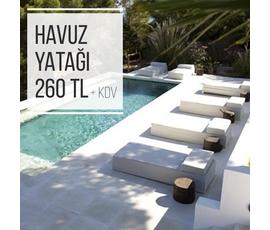 Havuz Yatağı 260 TL+KDV, ŞilteDekorasyon, Denizli - Pamukkale