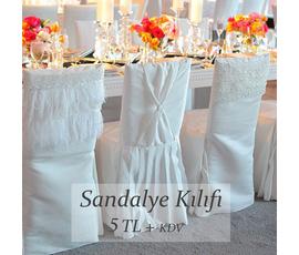Sandalye Kılıfları 5 TL+KDV'den Başlayan Fiyatlarla, ŞilteDekorasyon, Denizli - Pamukkale