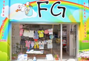 FG Bebek ve Çocuk Giyim - Sırakapılar mah. Mimar Sinan cad. No:6  - Denizli - Merkezefendi