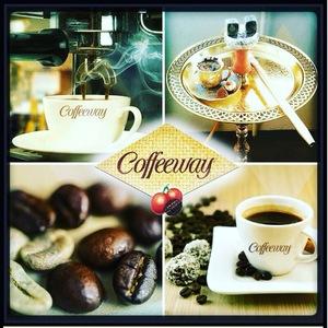 Coffeeway - Kınıklı mah. 6063 sok. No:3/D - Denizli - Pamukkale