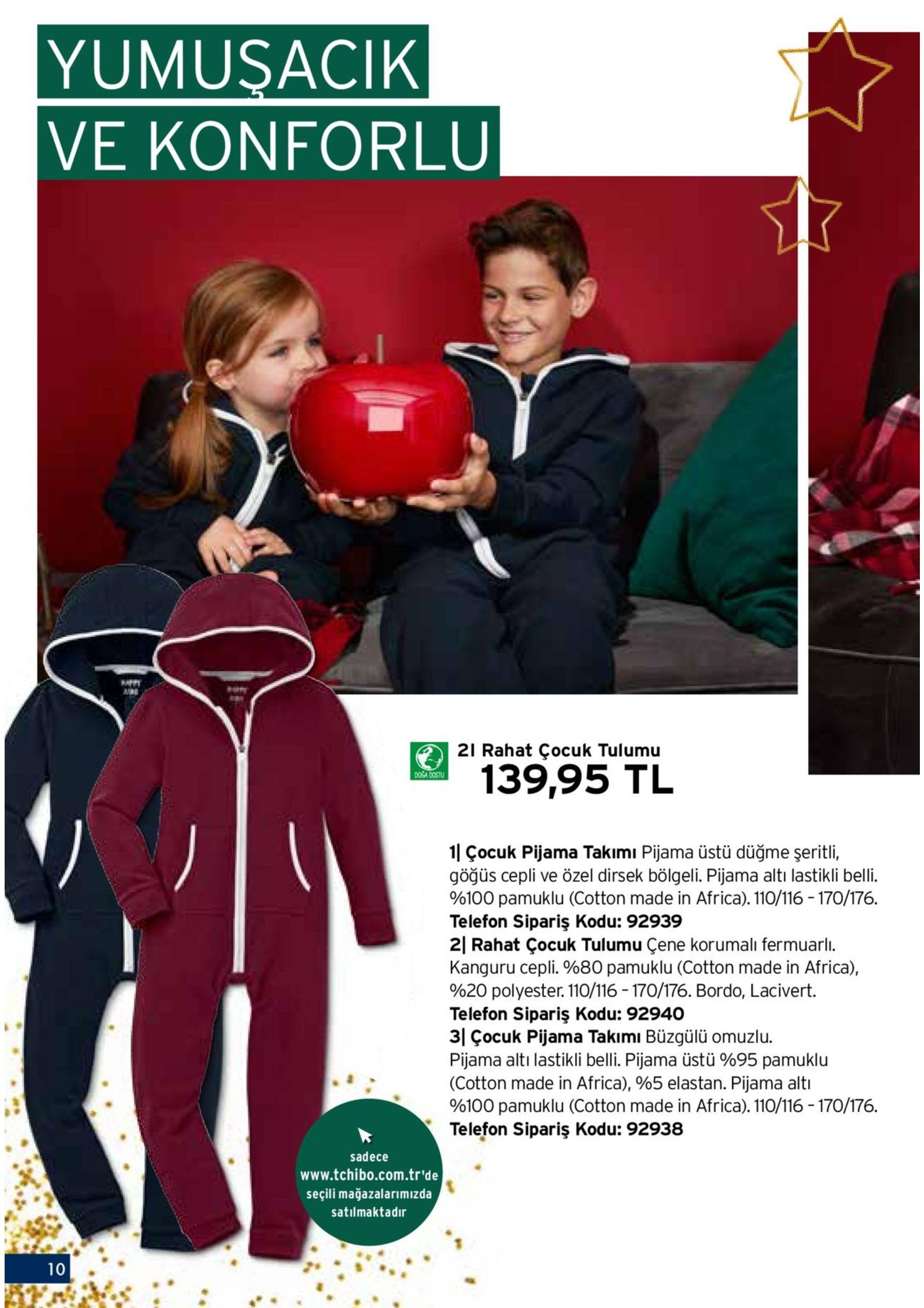 1i flanel sabahlık zarafetin 4i dinlenme koltuğu 149,95 tl 2.499 tl rahatlikla www.tchib'deom.tr satılmaktadır buluşmasi ispanya ve italya'da yılbaşı gecesi kırmızı iç çamaşırı giyilir. yeni yılda şans getirdiğine inanılır. mutlu yıllar! 2i dantelli külot 39,95 tl her şey dahil: mobilyalarımız montaj malzemesi ve kurulum kılavuzu ile birlikte gönderilmektedir. 3i dekoratif mermer plakalı sehpa 899,95 tl 1| flanel sabahlık şal yakalı, bağlama kemerli ve 2 adet cepli. %100 pamuklu (cotton made in africa). s 36/38 – xl 48/50. telefon sipariş kodu: 92682 2| dantelli külot %84 poliamit, %1. dantel %81 poliamit, %19 elastan (lycr)a. sadece xs 32/34 – l 44/46. telefon sipariş kodu: 87652 wwwsatılmaktadırr 3| dekoratif mermer plakalı sehpa mat parlak, toz kaplama metal gövdeli. sehpa plakası sunta. 4| dinlenme koltuğu mat ışıltılı kadife kılıflı. yaylı dolgu sayesinde yüksek oturma ve yatma konforu. kılıf kumaşı minimum 85.000 sürtünme hareketine dayanıklı. tornalanmış masif kayın ahşabı ayaklı. kılıf ve dolgu %100 polyester. 186x85,5x83 cm. yatma alanı 160x60 cm. telefon sipariş kodu: 91377 8 9