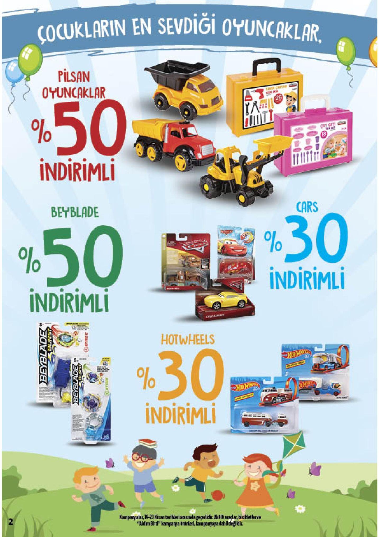 co cuklarin en sevdiği oyuncaklar pilsan oyuncaklar indirimli beyblade cars 30 spindirimli indiriml hotwheels indirimli kampany alat, 19-23 nisan tarikeriaasndageceilicir. akldarala, isihe erve