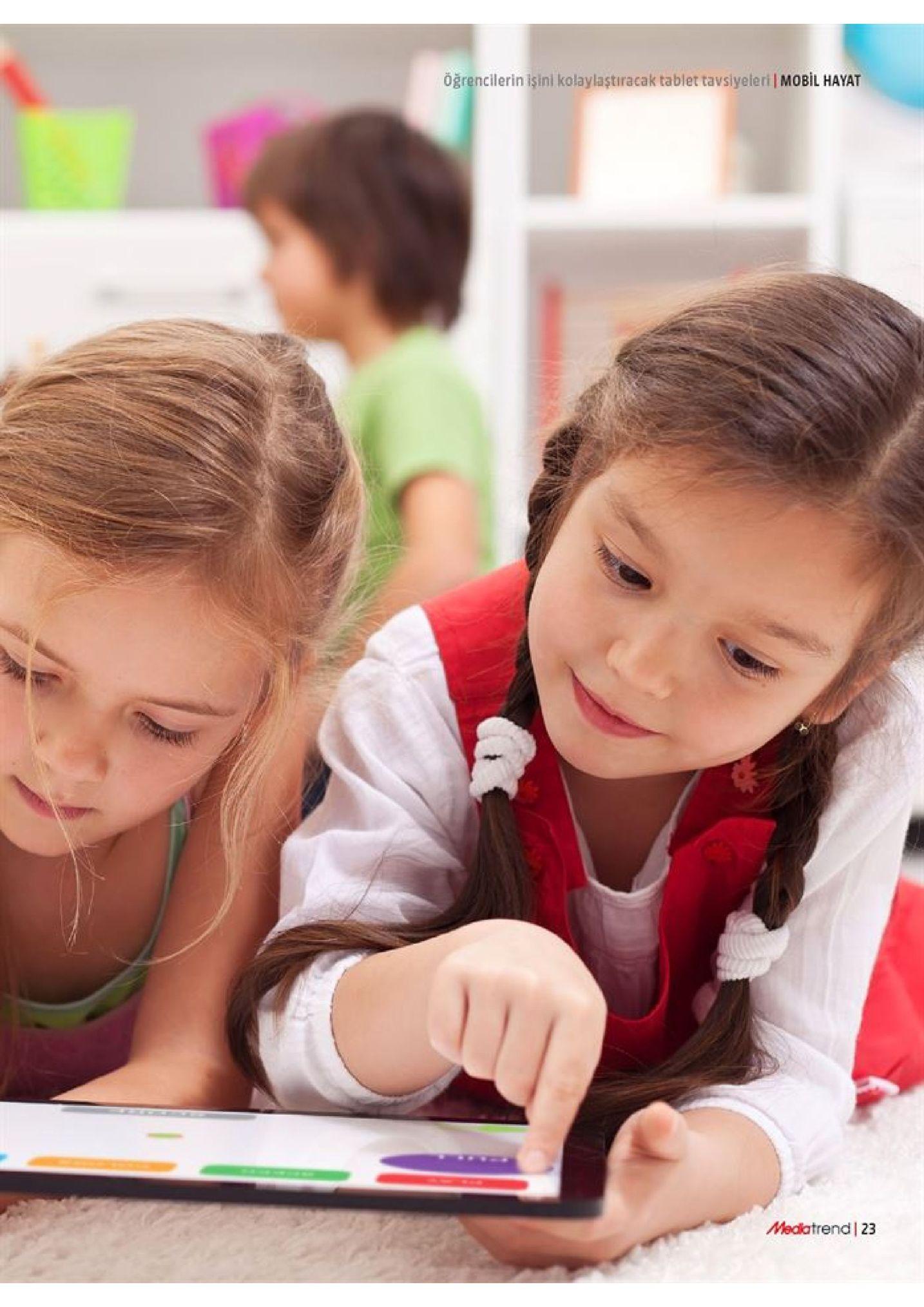 öğrencilerin isini kolaylaştıracak tablet tavslyeleri mobil hayat madiatrend 23