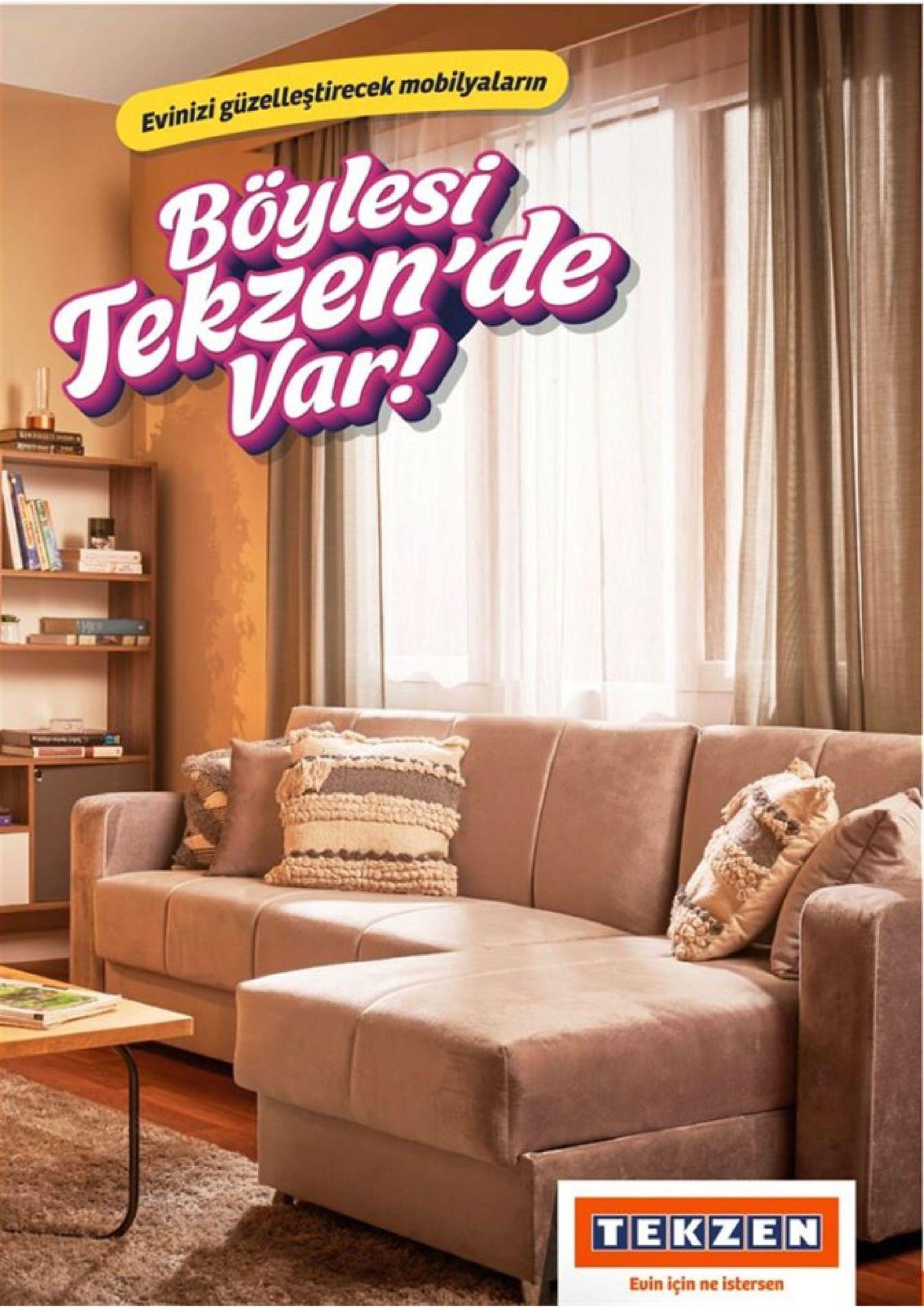 evinizi güzelleştirecek mobilyaların böylesi tekžen de var! tekzen euin için ne istersen