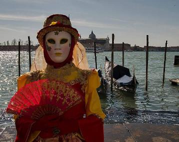 Venedik mask fest7 cover
