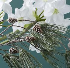 lou_de_castellane_artificielles_artificial_artificiale_fleurs_flowers_fiore_flor_sapin_fir_abeto_abete_zoom