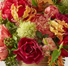 bouquet gloriosa zoom