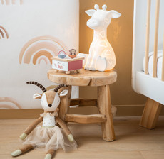 amadeus les petits_veilleuse_peluche_girafe_gazelle