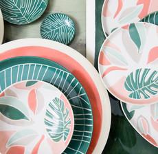 amadeus_vegetal_plate_table art_green