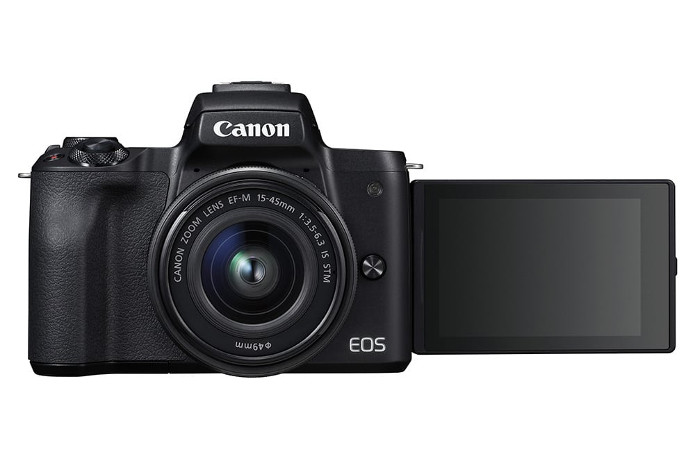 Canon Announce EOS M50 mirrorless camera