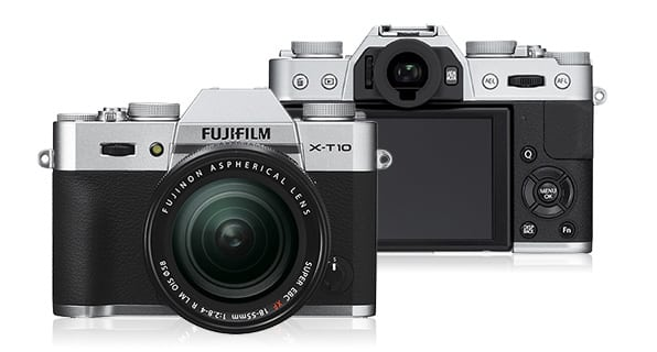 Fujifilm X-T10 gets updated to ver. 1.20