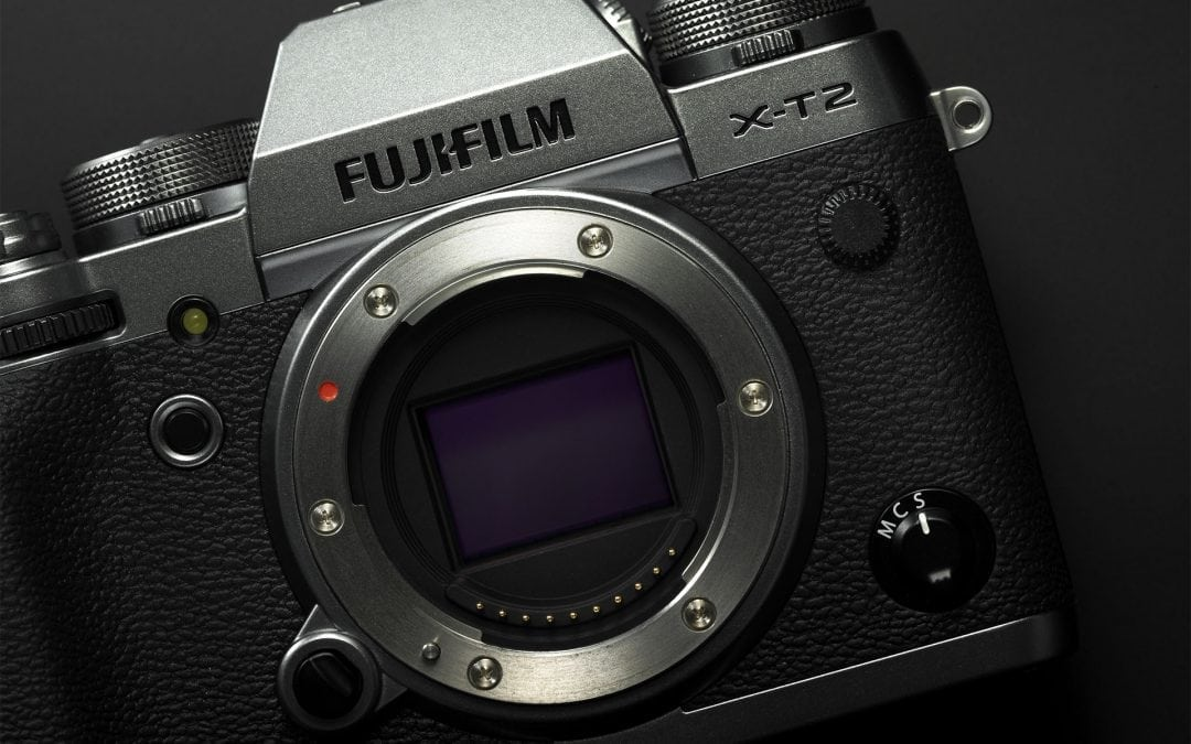 Fujifilm X-T2 gets updated to ver. 1.10