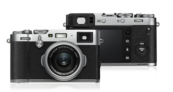 Fujifilm X100F gets updated to v1.02