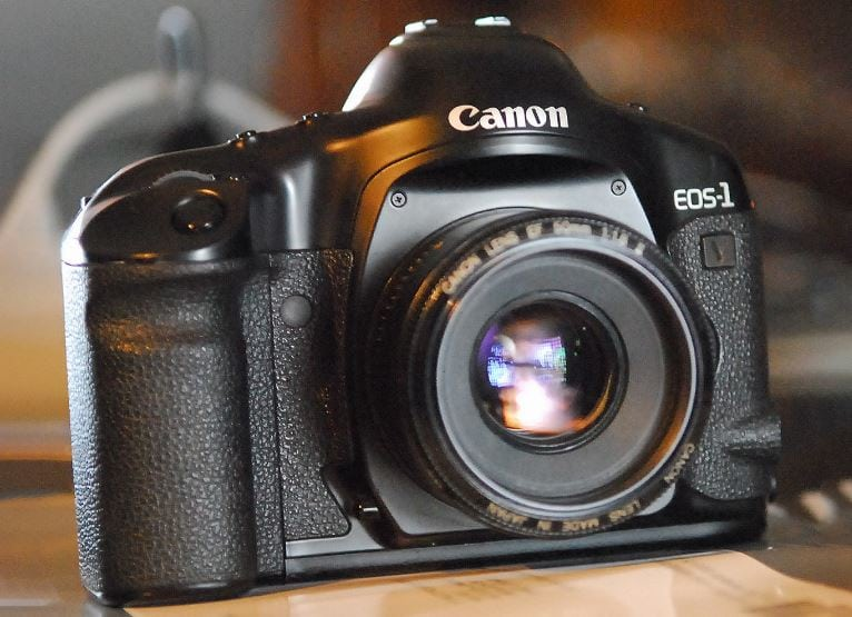Say goodbye to Canon SLR