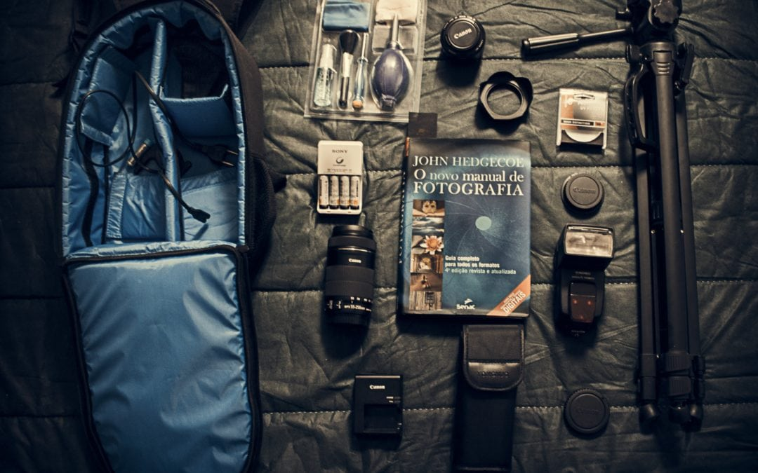 Essential gear for your camera bag