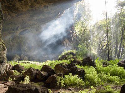 school_expedition_uganda_trek_caves_and_waterfall