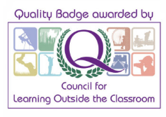 Learning Outside The Classroom Badge Logo