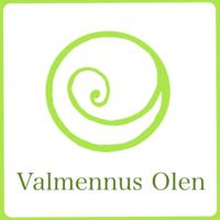 Valmennus Olen logo