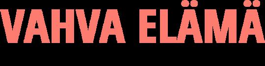 VAHVA ELÄMÄ / Rebekka Jaakkola logo