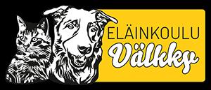 Eläinkoulu Välkky logo