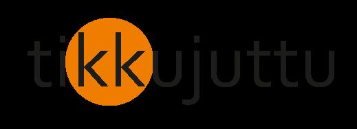 Tikkujuttu logo
