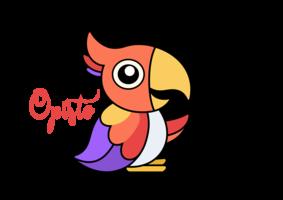 VisuOpisto - Tmi Coltrane  logo
