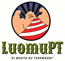 LuomuPT logo
