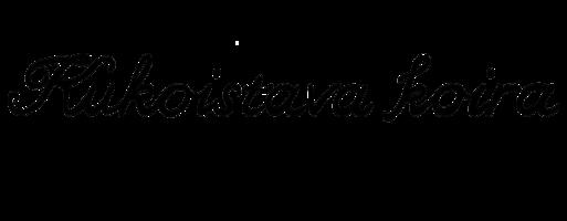Kukoistava koira logo