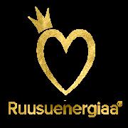 Ruusuenergiaa / Ruusupuu Finland logo
