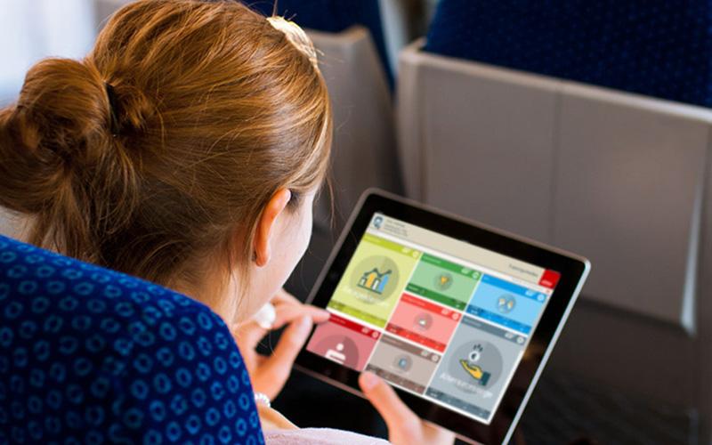 Webapplikation: Corporate E-Learning App