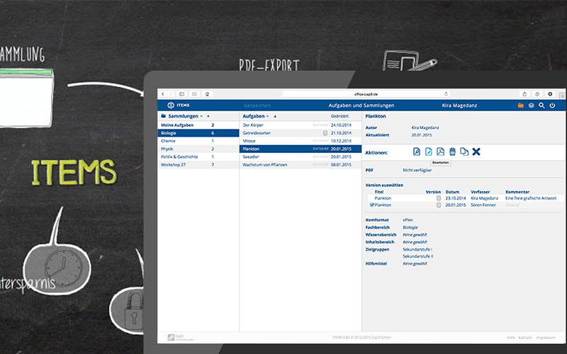 Softwaresystem für die Bildungsforschung