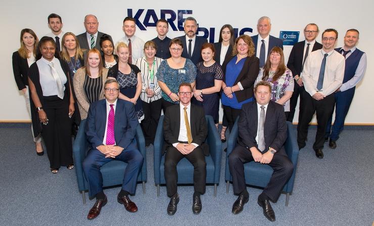 Kare Plus team