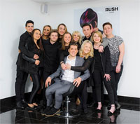 Rush Hair & Beauty - Graham Bates