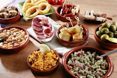 Spain Food Culture Food