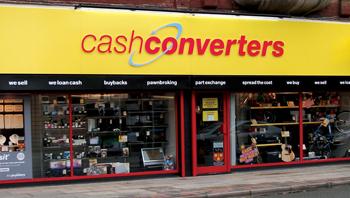 cash converter. Black Bedroom Furniture Sets. Home Design Ideas