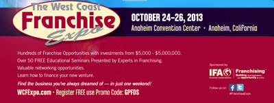 West Coast Franchise Expo gears up to highlight small business