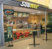 Subway franchise case study