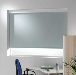 Cassetted Blinds for Commercial Properties
