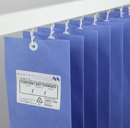 Anti-Bacterial & Flame Retardant Curtains Made From 100% Recyclable Materials Now Available Online!